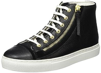 2d17737548c4f0 HUGO Damen Nycole-G 10193791 01 High-Top Schwarz (Black 001) 38 EU ...