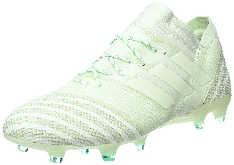 Vert (Aergrn Aergrn Hiregr Aergrn Aergrn Hiregr) 46 EU Adidas Nemeziz-17.1 FG Chaussures de Football Homme