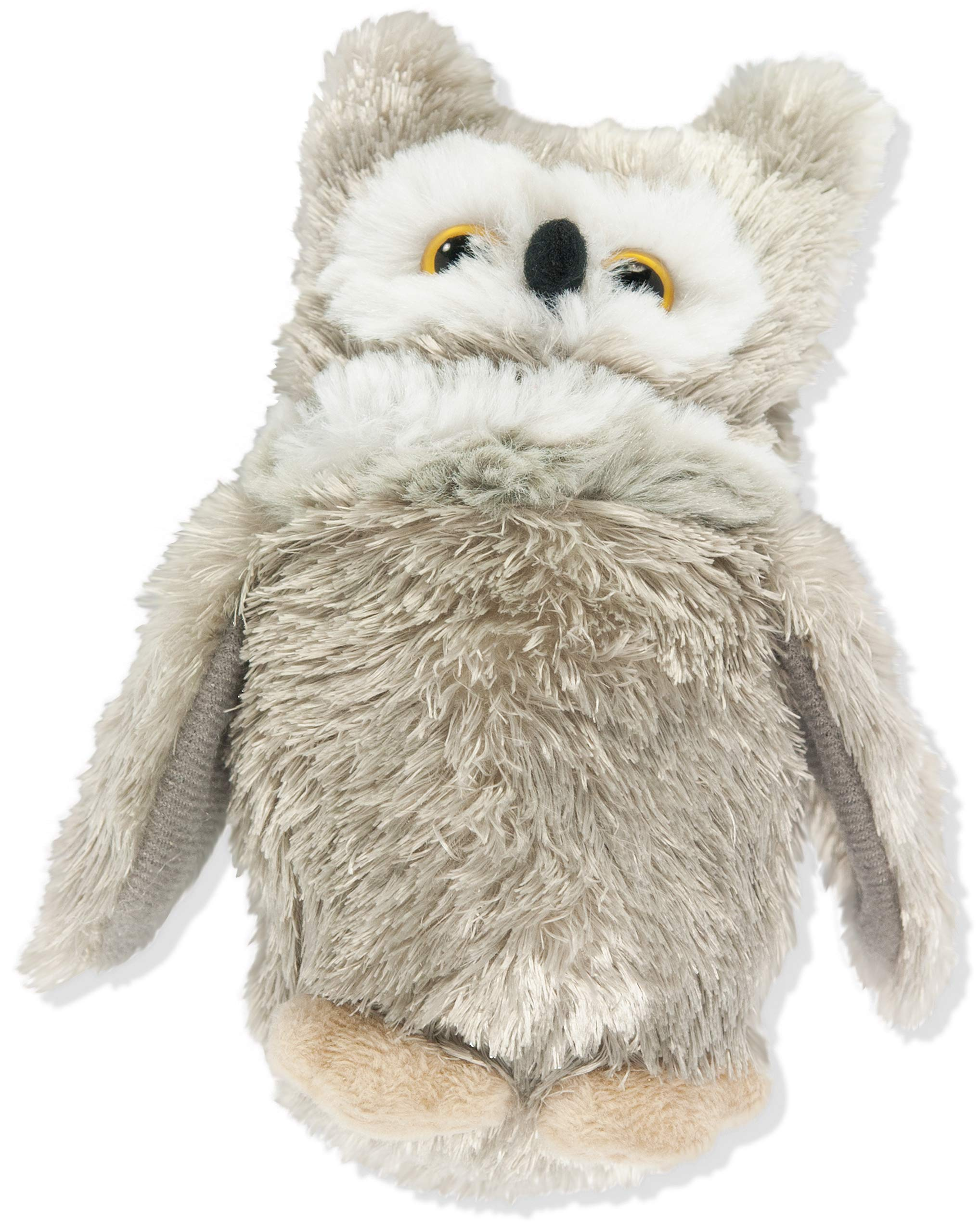Watch How to Care for a Stuffed Owl video