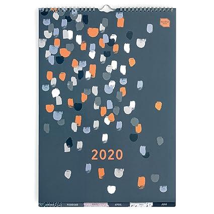 Boxclever Press Perfect Year Calendario 2020 (EN ALEMÁN ...