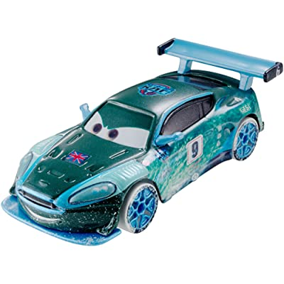 Disney/Pixar Cars Ice Racers 1:55 Scale Diecast Vehicle, Nigel Gearsley: Toys & Games