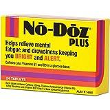 No Doz Plus Tablets, 24 count