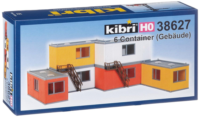 Kibri 38627 - H0 6 Container Gebäude