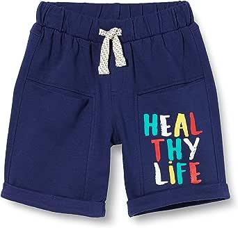 Tuc Tuc Bermuda Punto Bolsillos NIÑO Azul Healthy Life