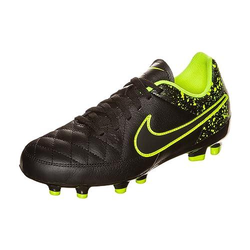 Nike Jr Tiempo Genio FG, Botas de fútbol Niñas: Amazon.es: Zapatos y complementos