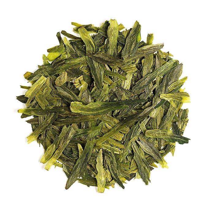 servi il tè verde cinese per perdere peso