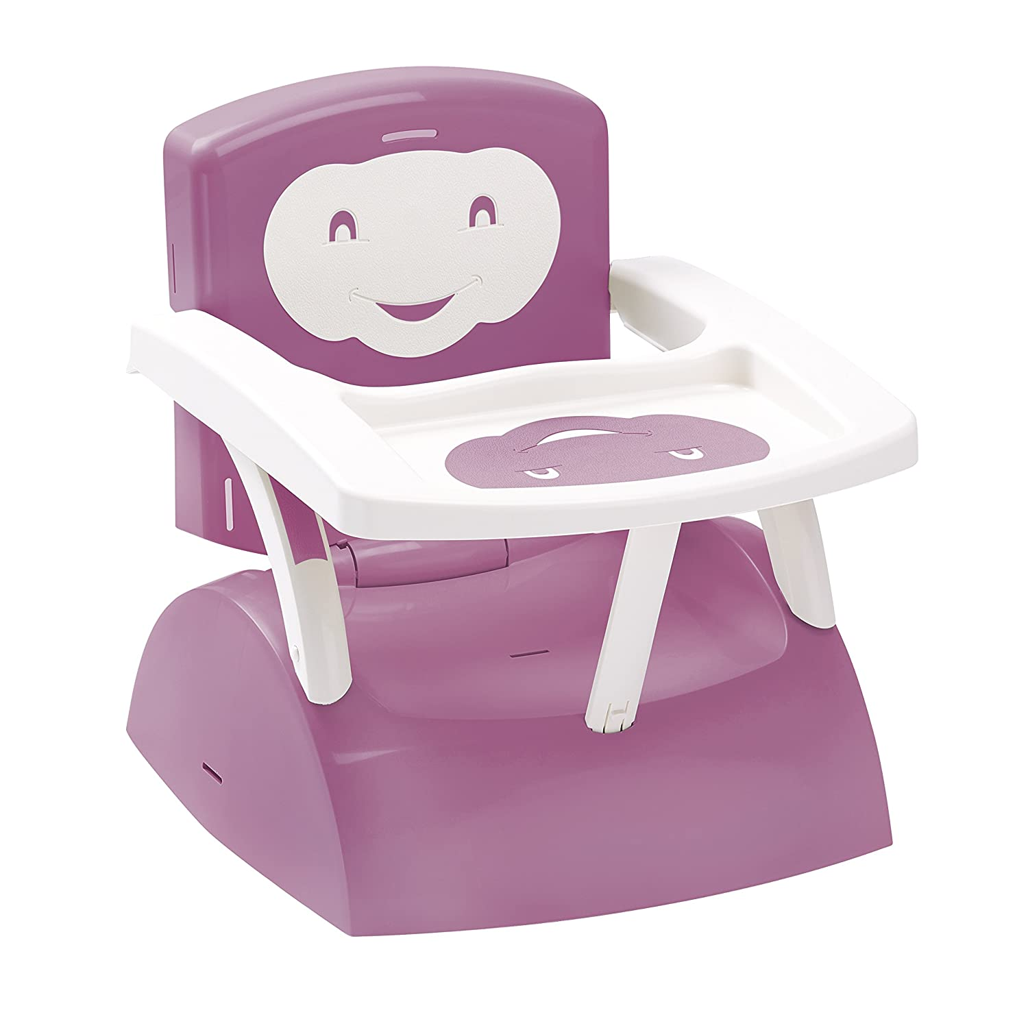 THERMOBABY Babytop Rehausseur de Chaise Rose Orchidée THHHJ 2198552