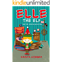 Elle The Elf and The Shadow Monster