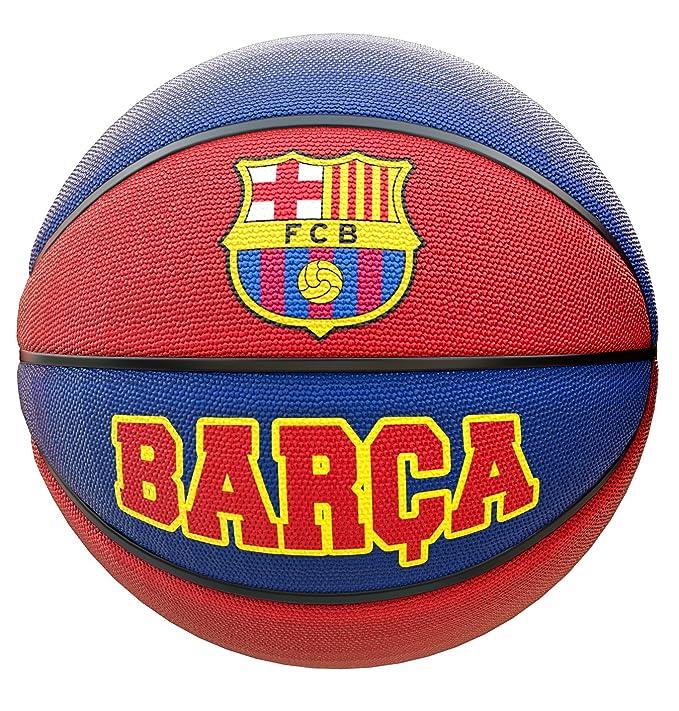 Balon Basket Oficial FC Barcelona: Amazon.es: Deportes y aire libre