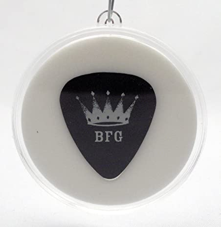 Amazoncom ZZ Top Billy Gibbons BFG Guitar Pick With MADE IN