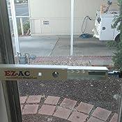Amazon Com Ez Ac Air Conditioner Security Window Lock