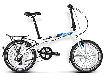 Bicicleta plegable kross flex