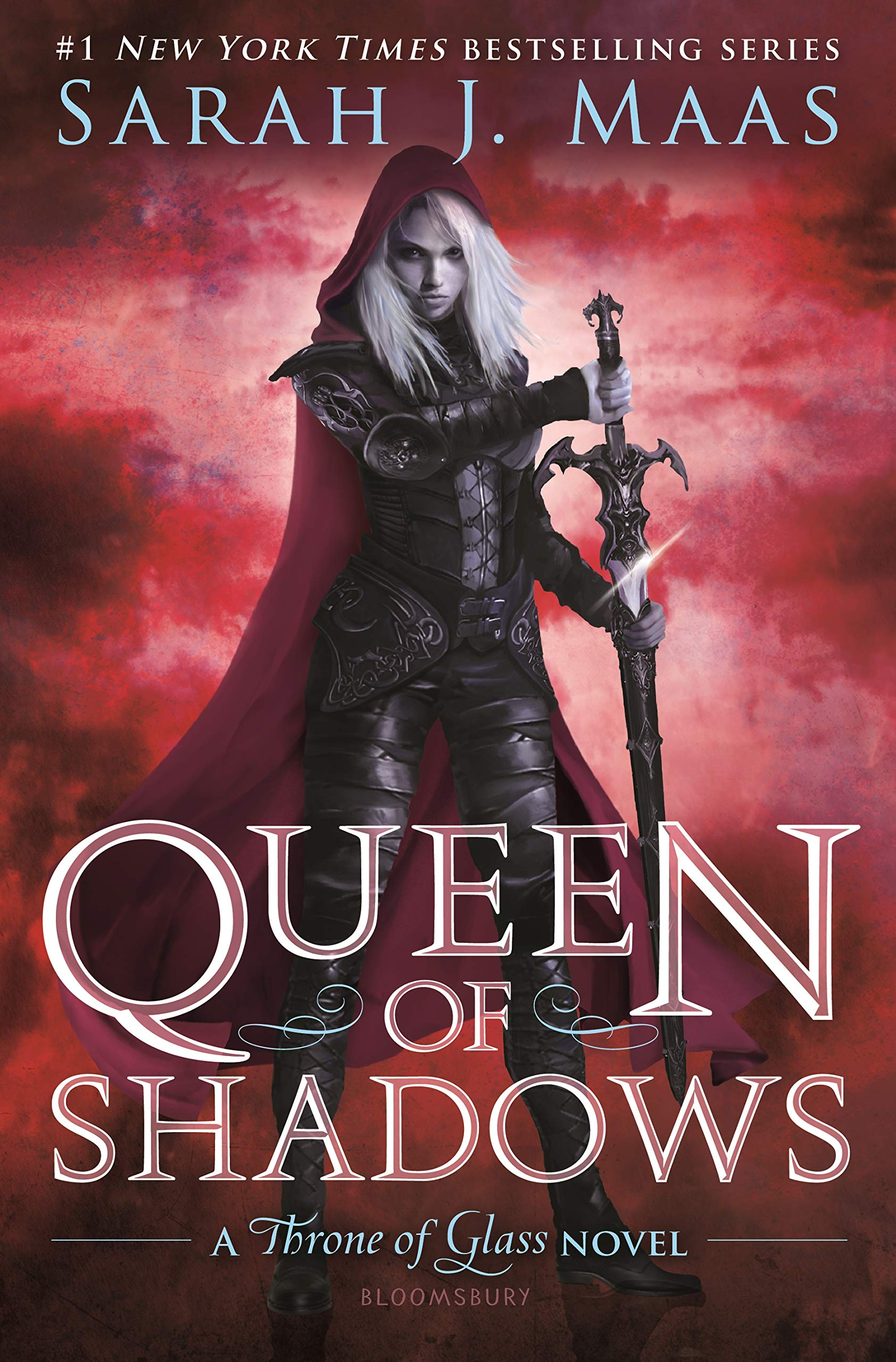 Buy Queen of Shadows: Throne of Glass 4 Book Online at Low Prices in India  | Queen of Shadows: Throne of Glass 4 Reviews & Ratings - Amazon.in