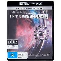 Interstellar BD 4K UHD