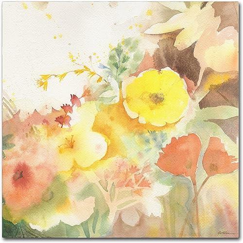 Trademark Fine Art Yellow Path
