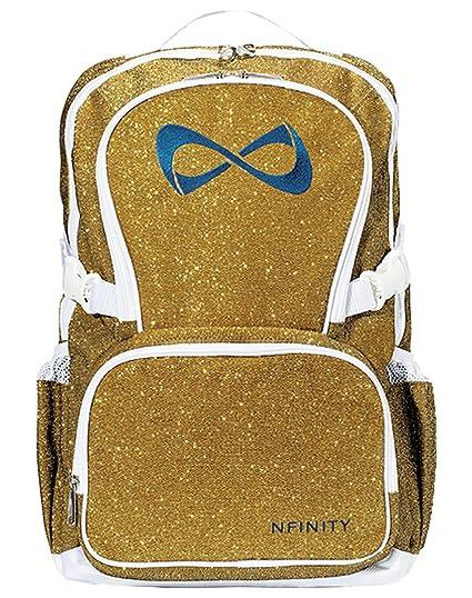 Amazon.com  Nfinity Sparkle Backpack Girls Glitter Bookbag  6c26f39be60d5