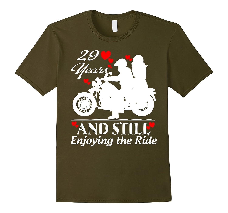 29 Year Wedding Anniversary Gift: 29th Wedding Anniversary Gifts Shirt