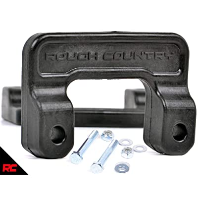 "Rough Country 2"" Leveling Kit (fits) 07-18 Chevy Silverado/GMC Sierra 1500 