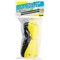 franklin sports industry 52621Red de bádminton y voleibol, ajuste Universal
