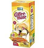Coffee-mate Liquid Creamer Singles - Hazelnut - 50 ct