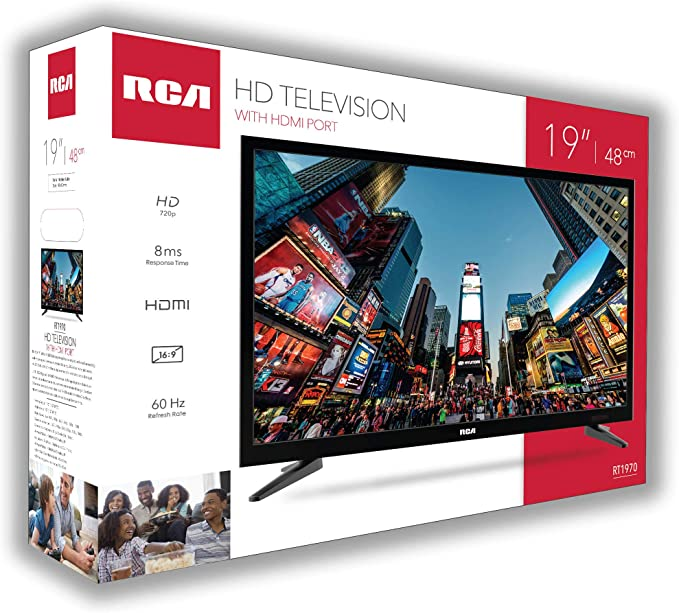 RCA Home and Travel 19