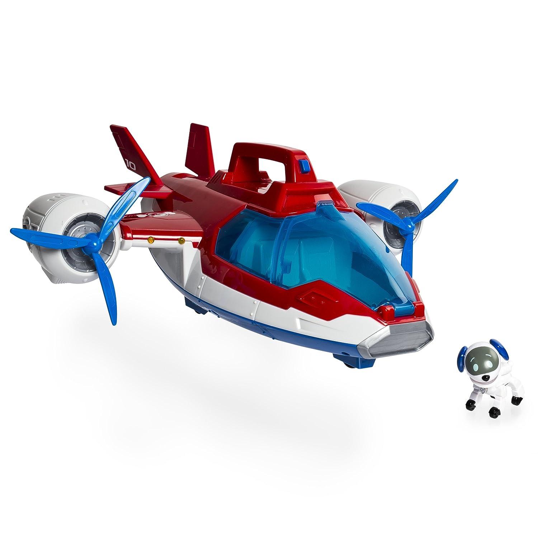 barato Paw Patrol, Lights and Sounds Sounds Sounds Air Patroller Plane  n ° 1 en línea