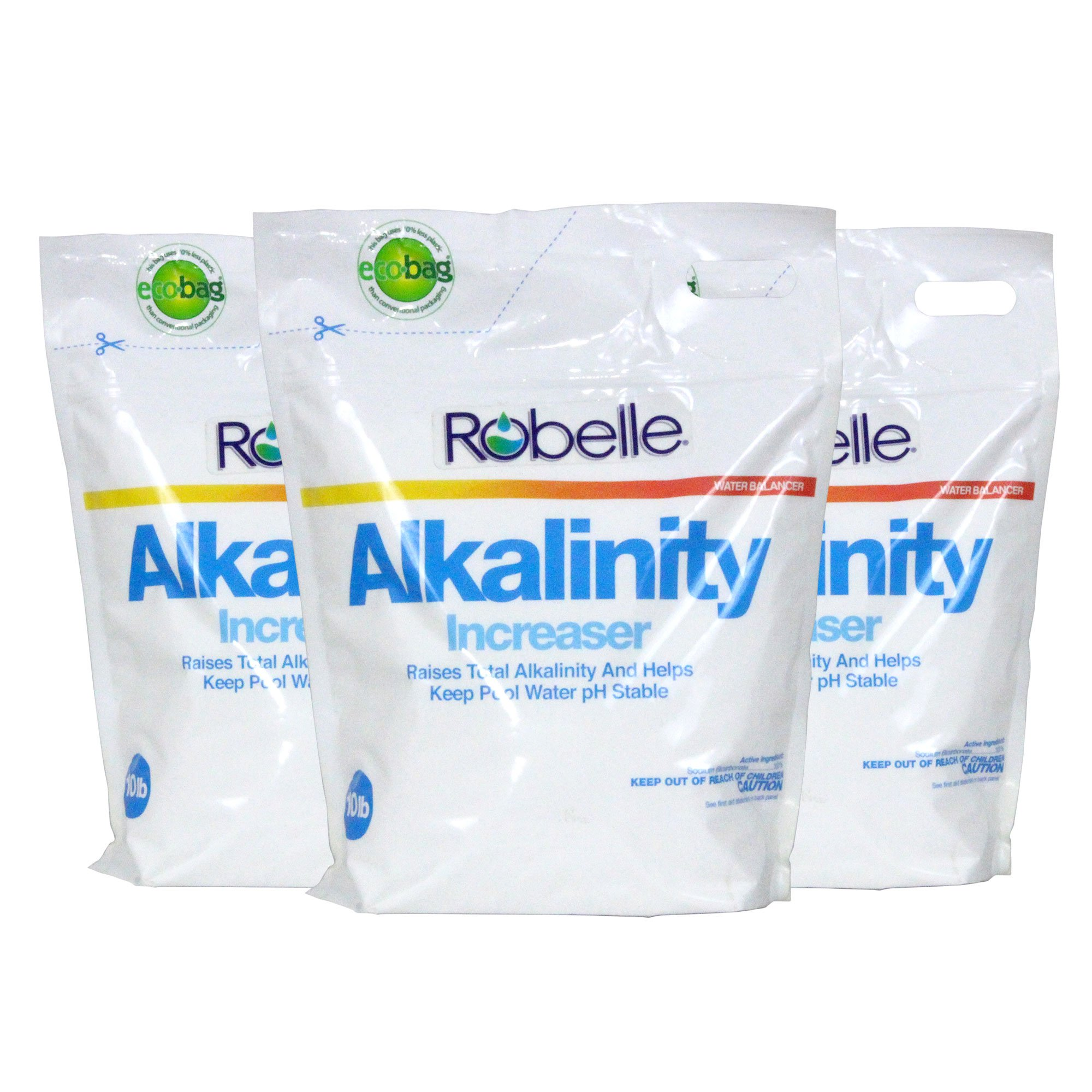Robelle 2256B-03 Total Alkalinity Increaser for Swimming Pools, 30 lb by Robelle