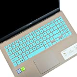 """LEZE - Keyboard Cover Compatible with 15.6"""" ASUS VivoBook S15 S530UA S530UN S512, VivoBook F512 F512DA F512FA, X512 X509…"""