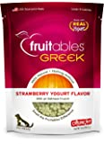 Fruitables Greek Treats Yogurt for Dogs