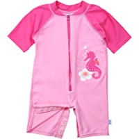 i play. by green sprouts Girls' Sunsuit