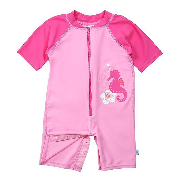 81b17518 I-Play. Baby Girls One-Piece Swim Sunsuit: Amazon.ca: Clothing ...