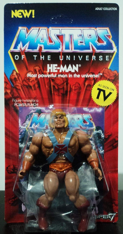 He-Man Figuren