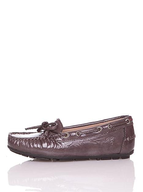 w.a.g. Mocasines Lazo Pasacintas Gris EU 33: Amazon.es: Zapatos y complementos