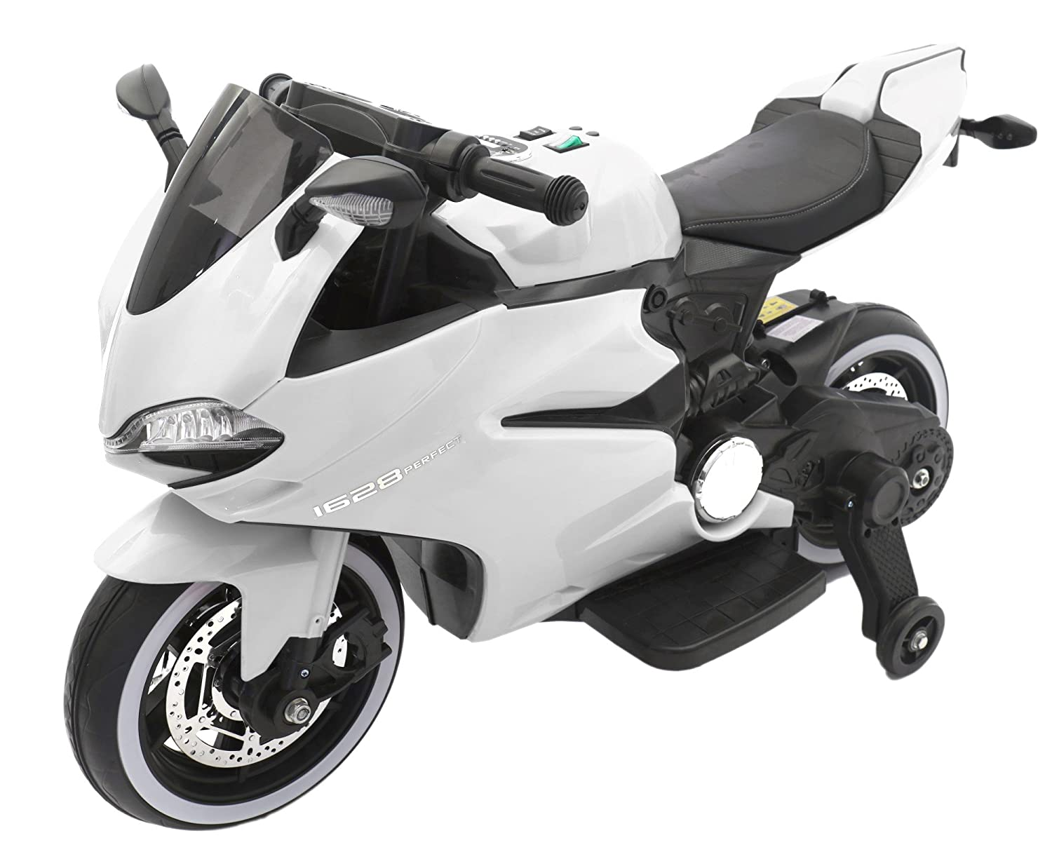 Buy Toy House Ducati Panigale Bike Rechargeable Battery Operated