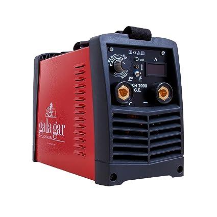 Gala Gar 54081100 Gala Tech 2000 GE estación de soldadura electrodo Protégé para del relé