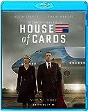 ハウス・オブ・カード 野望の階段 SEASON3 ブルーレイ コンプリートパック [Blu-ray]