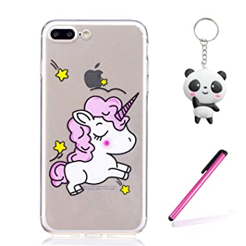 coque de iphone 8 licorne