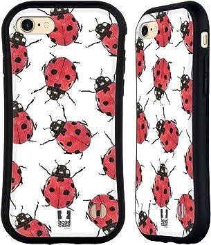 Head Case Designs Coccinelles Insectes de Couleur d'eau Coque ...