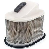 Artudatech - Filtro de aire para motocicleta, cartucho