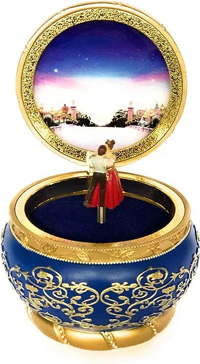 Anastasia Broadway Anastasia y Dimitri Dancing en Caja de música ...