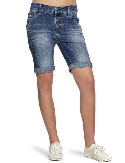 Verarbeitung finden Details für Professionel G-STAR RAW Damen Jeans Short Normaler Bund, ARC BTN LONG ...