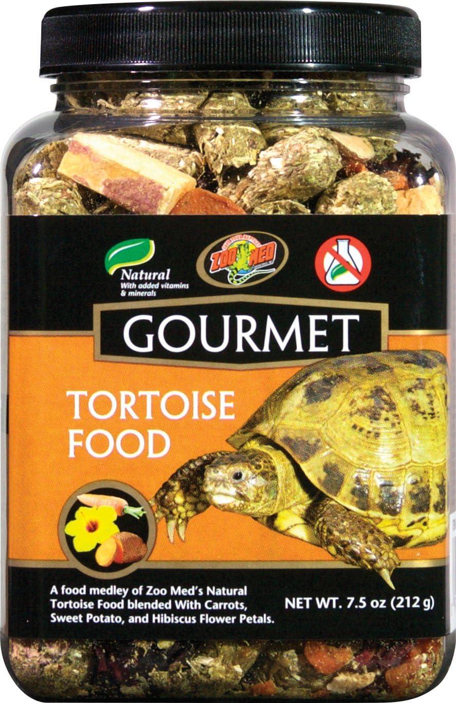 Zoo Med Gourmet Tortoise Food (7.5 oz)