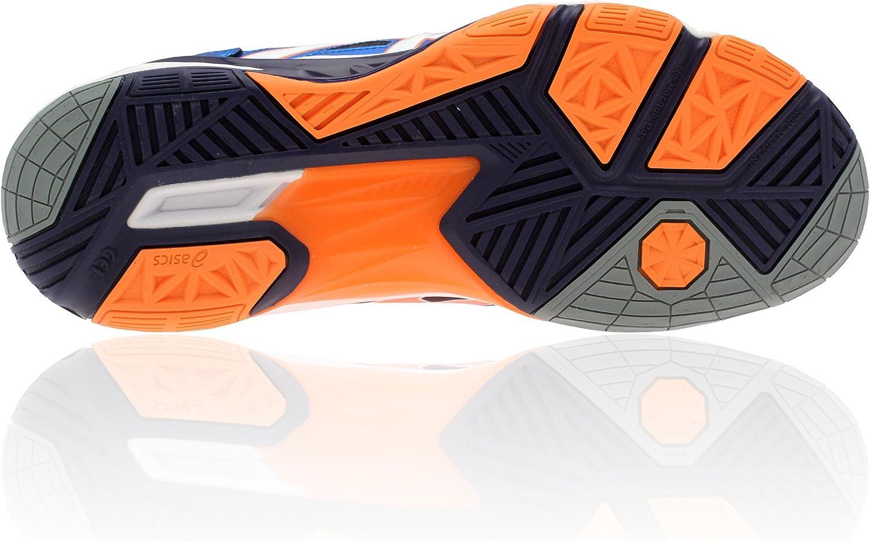 ASICS Herren Gel Sensei 5 B402y-4101 Sneaker Mehrfarbig (Blue 001)
