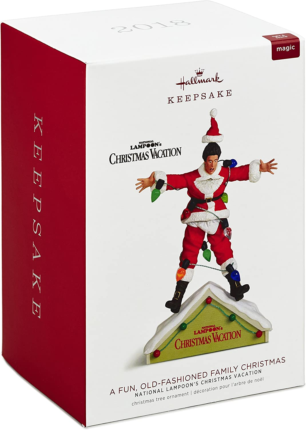 Hallmark 2011 Christmas Vacation The Griswold Family Christmas Tree Ornament