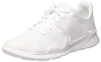 newest 97a26 6e367 Nike Arrowz, Chaussures de Running Compétition Homme, Blanc White 100, 40 EU
