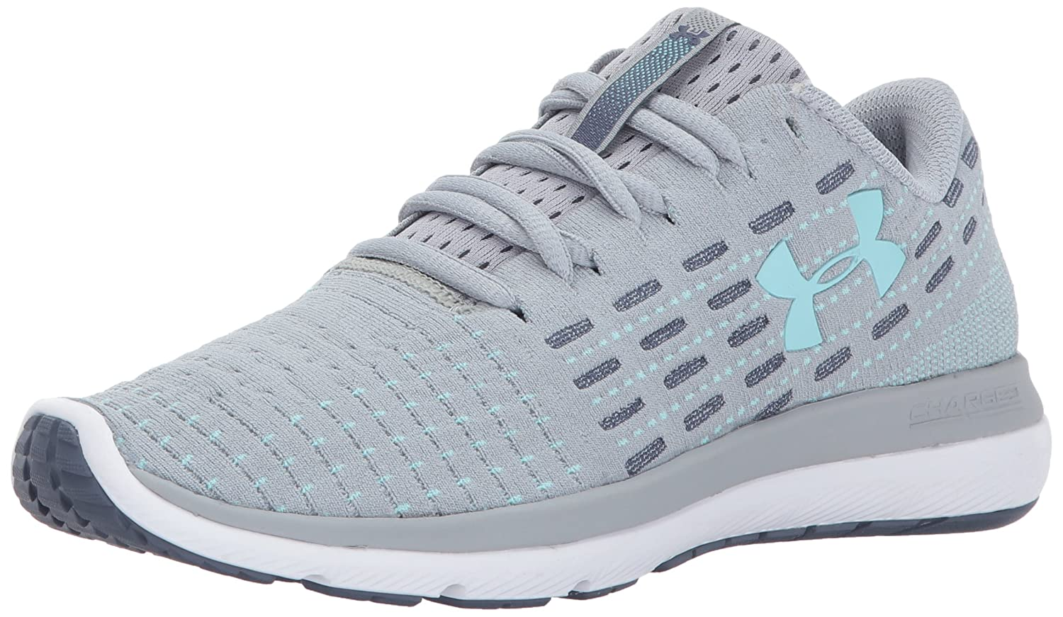 Under Armour レディース Under Armour Women's Slingflex Running Shoes B01MQVC1SX 9 C/D US|Overcast Gray Overcast Gray 9 C/D US