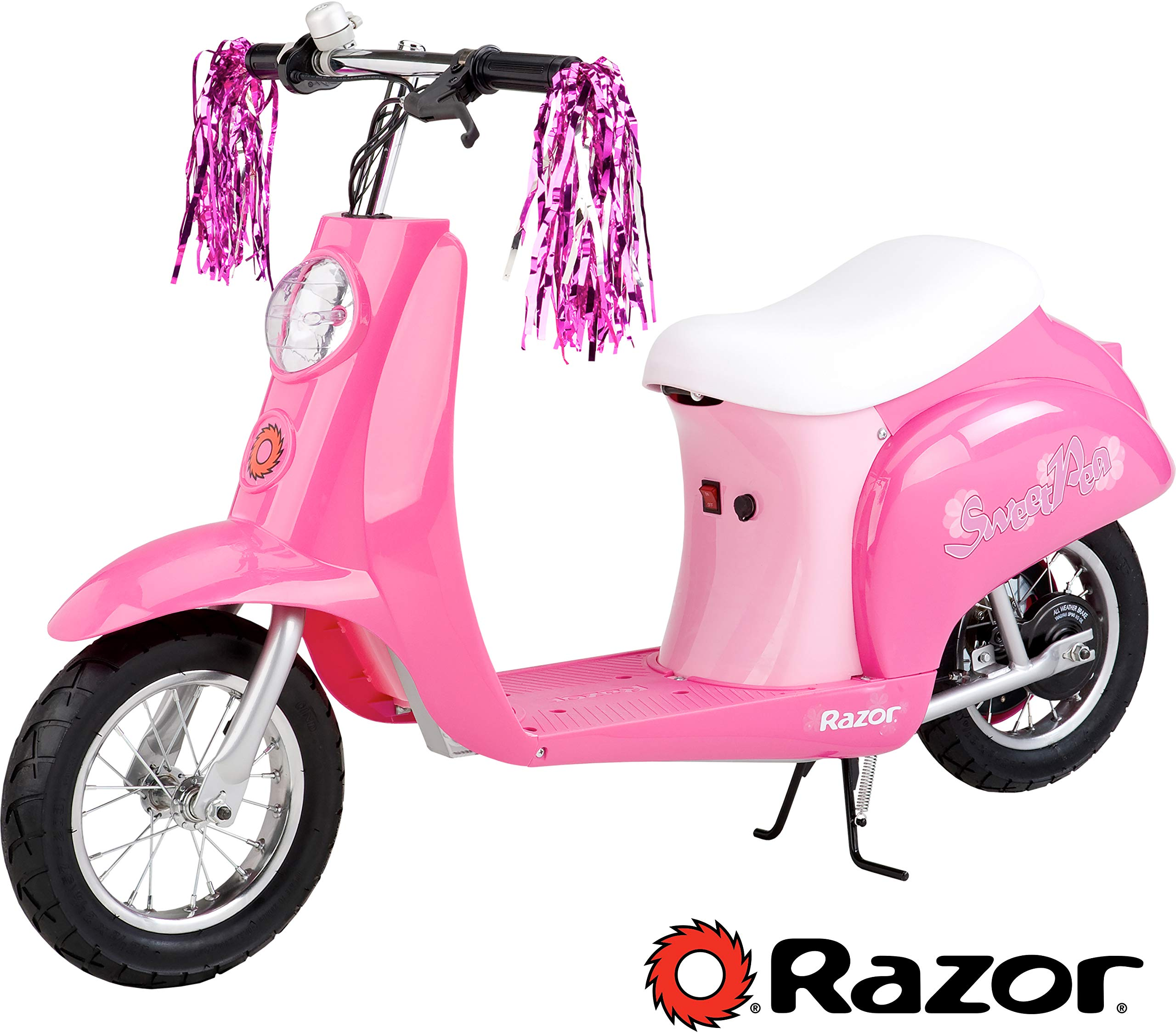 Razor Pocket Mod Miniature Euro Electric Scooter - Sweet Pea by Razor