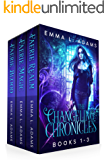 The Changeling Chronicles: Books 1-3 (Faerie Blood, Faerie Magic, Faerie Realm)