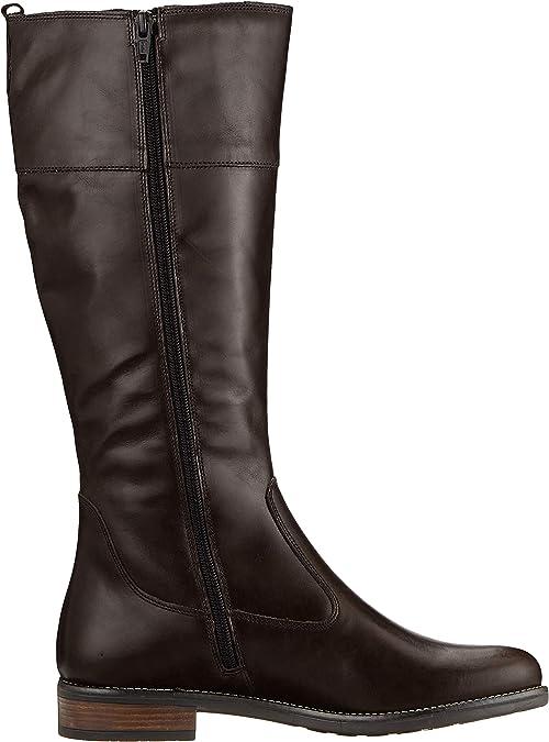 Tamaris Women's 1 1 25542 23 High Boots: Amazon.co.uk: Shoes