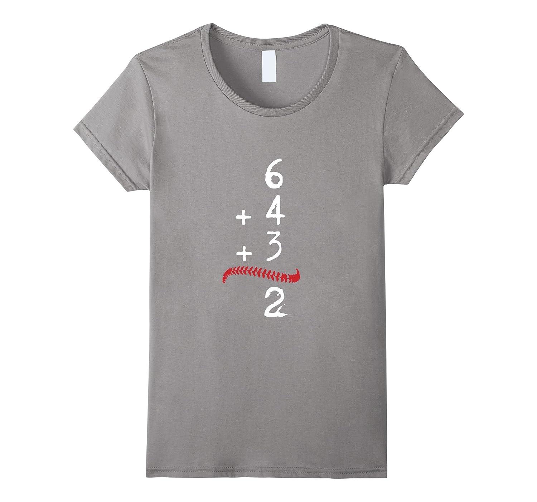 6432 Baseball T-Shirt & 6 4 3 2 Baseball T-Shirt   Astraplay- Cool T ...